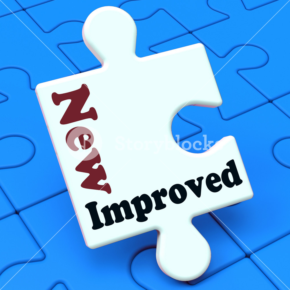 New Improved Means Development To Upgrade Product