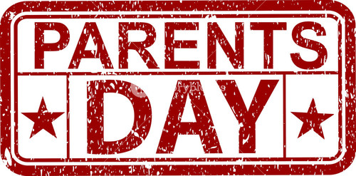 Parents Day Stamp