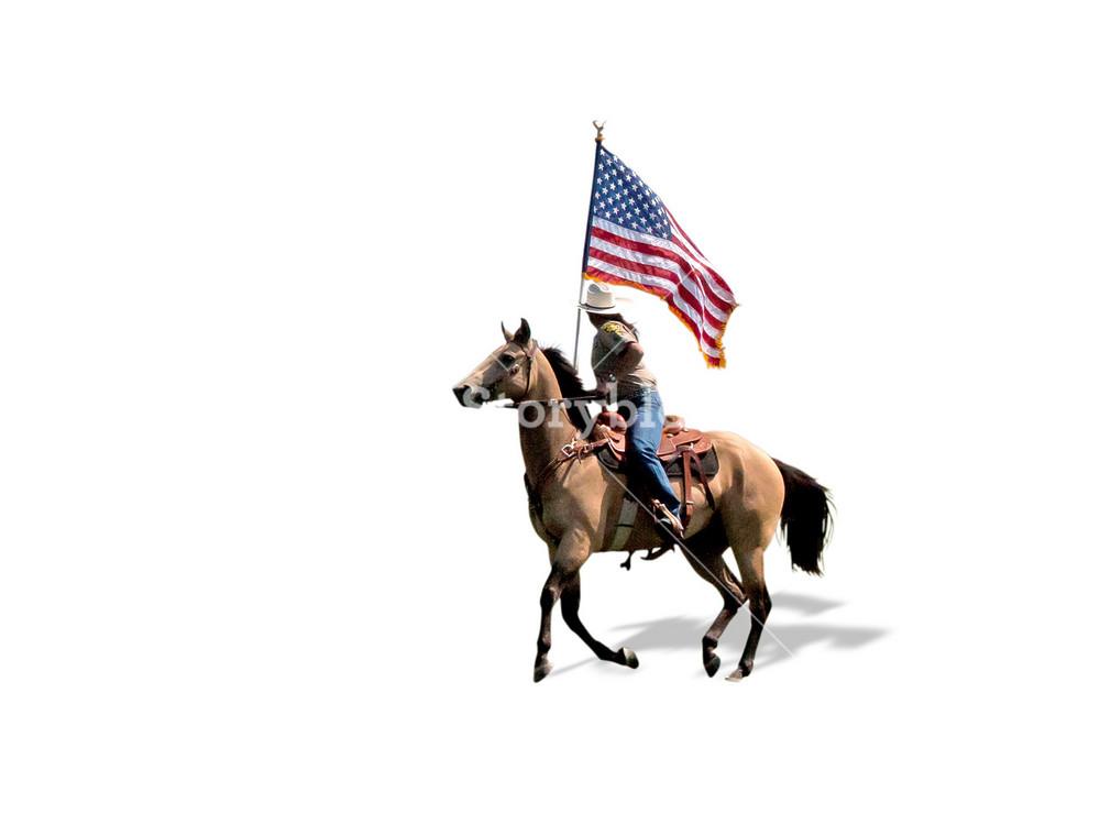 Patriotic Man