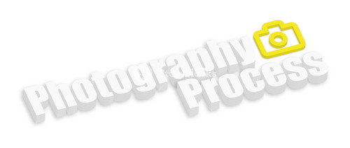 Photography Process Banner