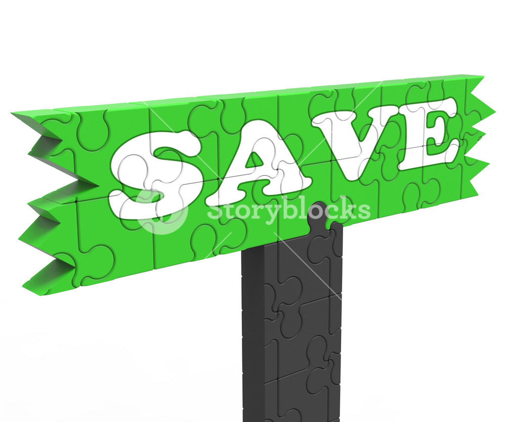 Save Means Discount Reduction Or Promotion
