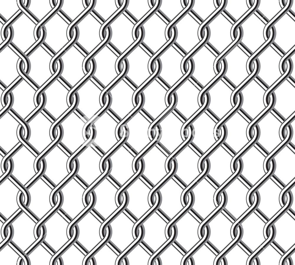 Seamless Construction Net. Vector.