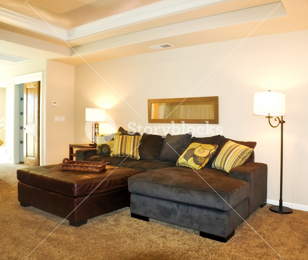 Sofa Set In Living Room
