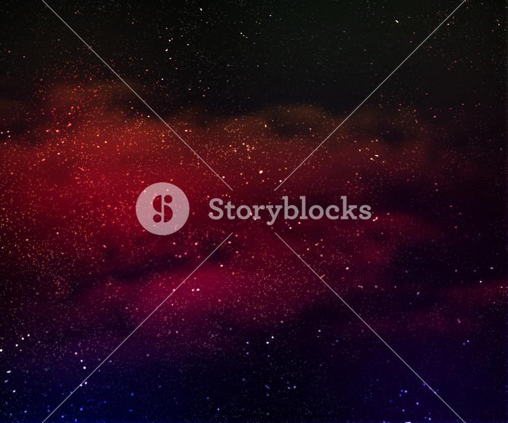 Stars Nebula Universe Background