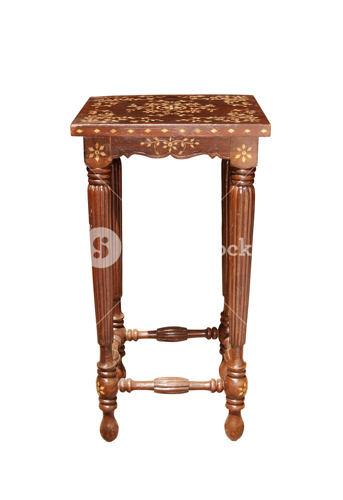 Stool-with-inlay