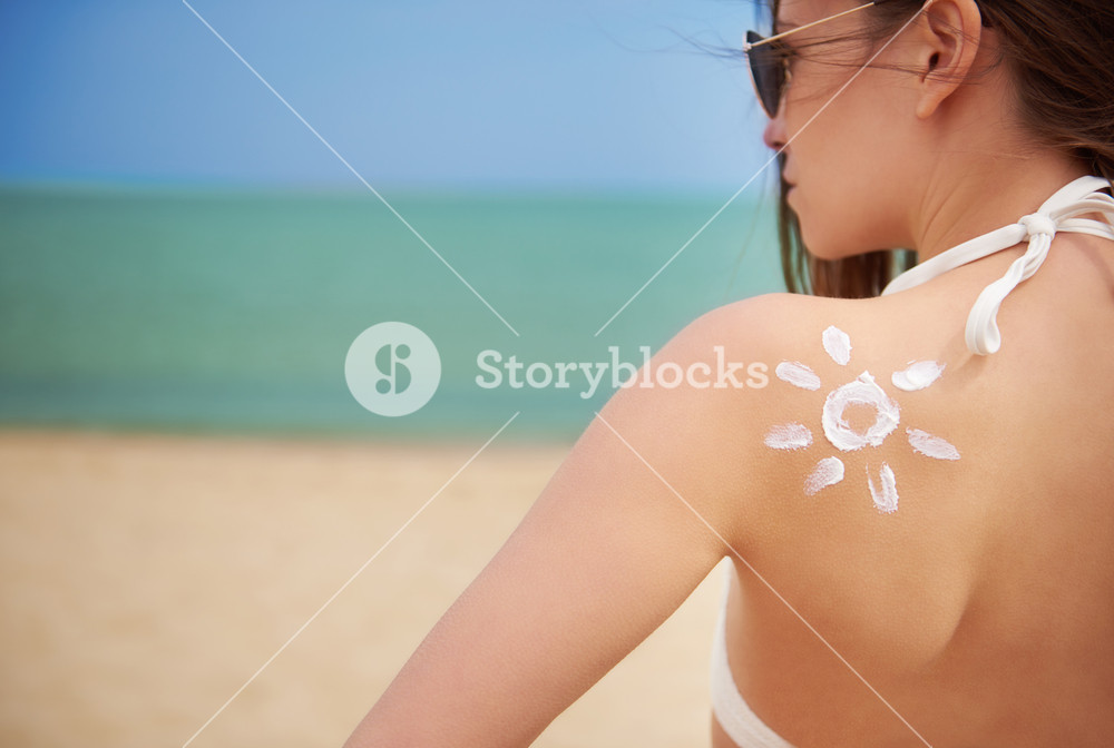 Sun protection of the whole body
