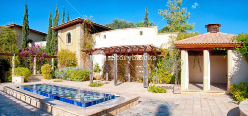 Traditional Mediterranean Villa
