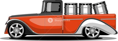 Transportation Truck.