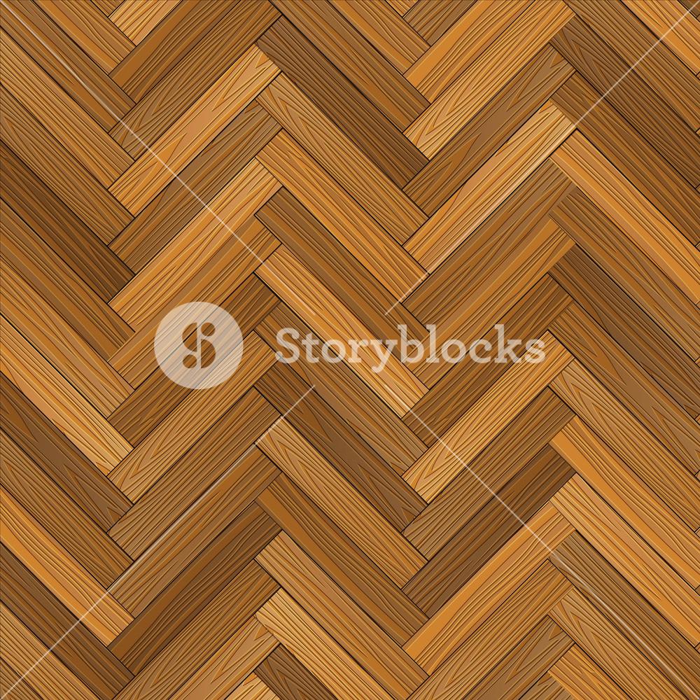 Vector Wood Parquet Floor