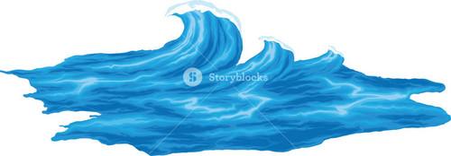 Waves Vector Element