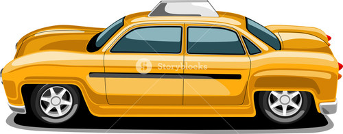 Yellow City Taxi.