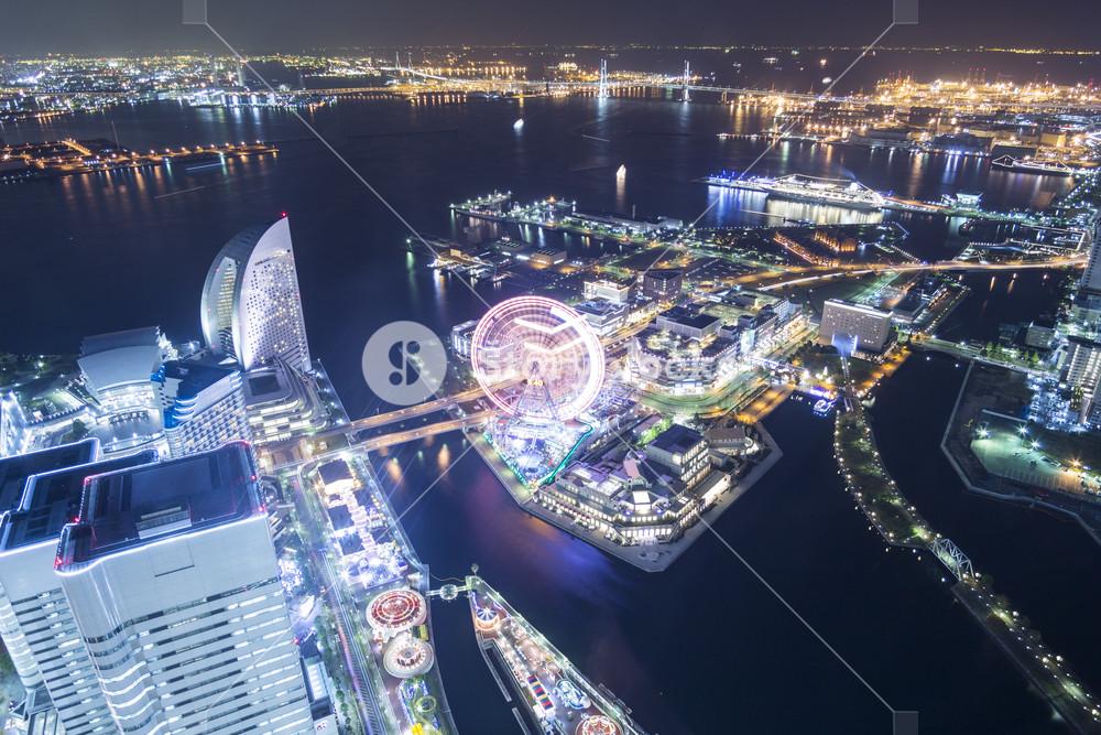 Yokohama top viewpoint landmark